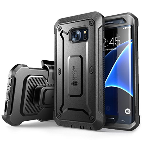 buy galaxy s7 edge case supcase full body rugged holster. Black Bedroom Furniture Sets. Home Design Ideas